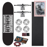 Скейтборд в сборе Destroyer Advisory 8,125 x 31,75
