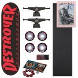 Скейтборд в сборе Destroyer ТМТ-2 8,3 x 32