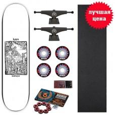 Скейтборд в сборе Destroyer Klich  8,125 x 31,75