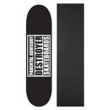 Дека для скейтборда Destroyer  Advisory-2  8,0 x 31,625