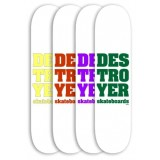 Дека для скейтборда Destroyer DSTR CW 8,5 x 32,5