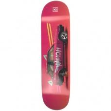 Дека для скейтборда Юнион Chisel 8.125 x 31.5 со шкуркой