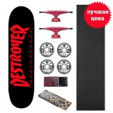 Скейтборд в сборе Destroyer skateboards' 16