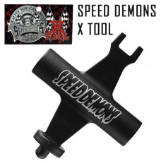 Ключ для скейта Speed Demons X Tool Single