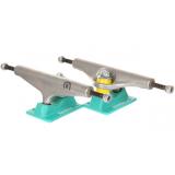 Траки для скейтборда/круизера Юнион 149 Silver/Green