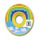 Колеса для скейтборда Юнион Rainbow 52 х 103а
